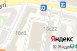 Схема проезда до компании Арбитражные юристы в Москве