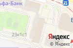 Схема проезда до компании Батл Крафт в Москве