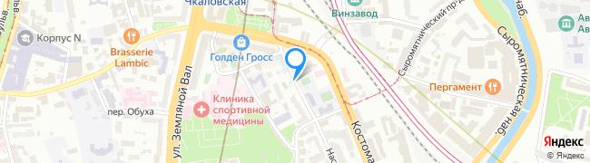 переулок Сыромятнический 2-й