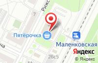 Схема проезда до компании Стэлла в Москве