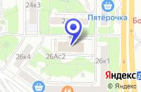 Схема проезда до компании САЛОН ДВЕРЕЙ НЬЮ ПОРТЕ в Москве