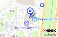 Схема проезда до компании МАГАЗИН БЫТОВОЙ ТЕХНИКИ И ЭЛЕКТРОНИКИ ТЕХНОСИЛА в Москве