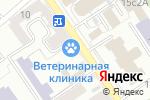 Схема проезда до компании Станция по борьбе с болезнями животных Центрального административного округа в Москве