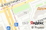 Схема проезда до компании Межрайонный отдел вневедомственной охраны по Южному административному округу в Москве