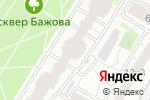 Схема проезда до компании ОНК в Москве