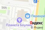 Схема проезда до компании Одеть Доктора в Москве