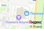 Схема проезда до компании ArtZagar в Москве