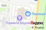 Схема проезда до компании Maki Maki в Москве