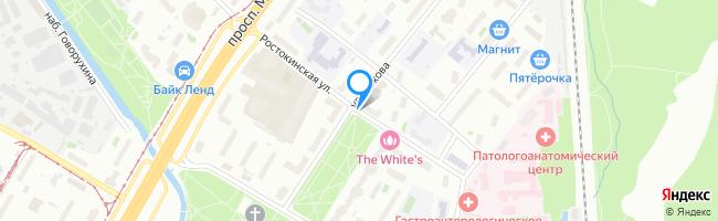 Ростокинская улица