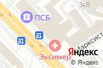 Схема проезда до компании Loymax в Москве