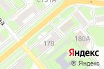 Схема проезда до компании Кировский, ТСЖ в Туле