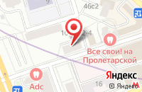 Схема проезда до компании Клиника Симпладент в Москве