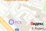 Схема проезда до компании PRC в Москве