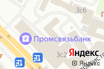 Схема проезда до компании POSTBURO в Москве