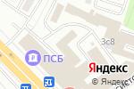 Схема проезда до компании Parikmag.ru в Москве