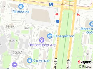 Аренда торгового помещения 34 м2, метро Коломенская