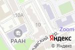 Схема проезда до компании Джет Промоушн в Москве