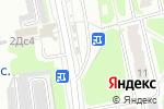 Схема проезда до компании Магазин колбасных изделий в Москве