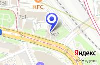 Схема проезда до компании ФИРМА ПО ОРГАНИЗАЦИИ ВЫСТАВОК EXPOMODEL в Москве