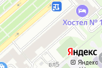 Схема проезда до компании НОТИК в Москве