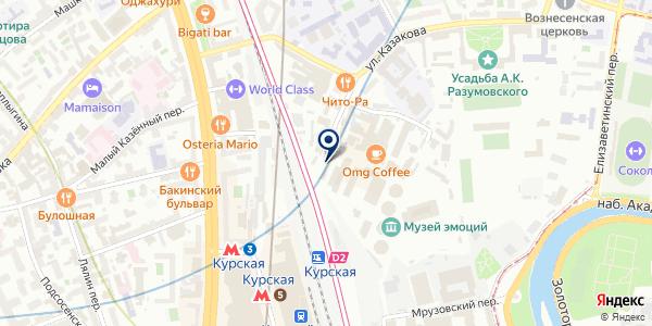 Silver Panda на карте Москве