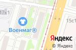 Схема проезда до компании Магазин одежды и обуви для всей семьи в Москве