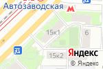 Схема проезда до компании ЭД-Сервис в Москве