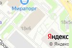Схема проезда до компании Cup & Bean в Москве