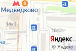 Схема проезда до компании 13 квартал в Москве