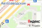 Схема проезда до компании Текс в Москве