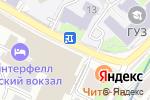 Схема проезда до компании Bakers shop and caffe molinari в Москве