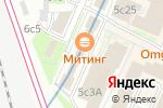 Схема проезда до компании Биг Бургер в Москве