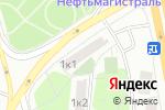 Схема проезда до компании Вопросы Бизнеса в Москве