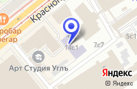 Схема проезда до компании ПАРФЮМЕРНЫЙ МАГАЗИН ЛИНДА в Москве