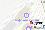 Схема проезда до компании Nagatino i-land в Москве
