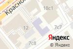 Схема проезда до компании МПГУ в Москве