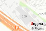 Схема проезда до компании Оптолайт в Москве
