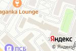 Схема проезда до компании Ask в Москве