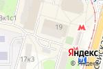 Схема проезда до компании АКБ Инвестторгбанк в Москве