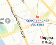 м. Пролетарская ул. Динамовская