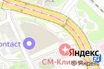 Схема проезда до компании Thyssenkrupp в Москве