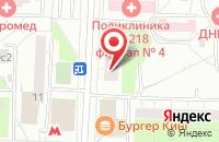 Схема проезда до компании Транском в Москве