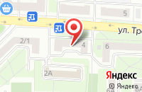 Схема проезда до компании Циацан в Москве