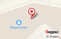 Схема проезда до компании Дк-Текс в Москве