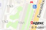 Схема проезда до компании МФО Ситикредит в Москве