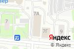 Схема проезда до компании Магазин детской мебели в Москве