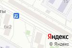 Схема проезда до компании У Вачика в Москве