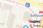 Схема проезда до компании Чебуреки+ в Москве