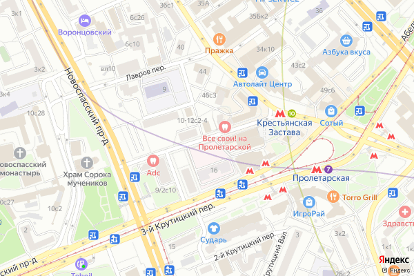 Ремонт телевизоров Улица Динамовская на яндекс карте