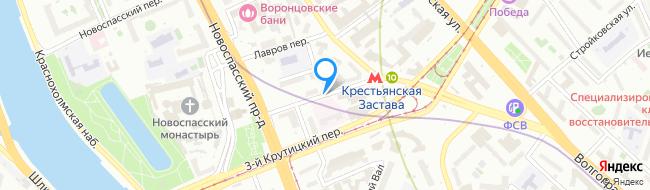 Динамовская улица